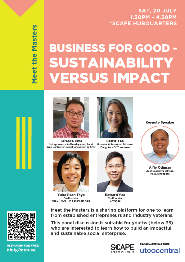 BusinessForGood_Event_A4_Online Event - AVPN Conference 2019