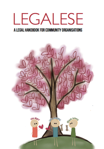 LegaleSE: A Legal Toolkit for Community Organisations