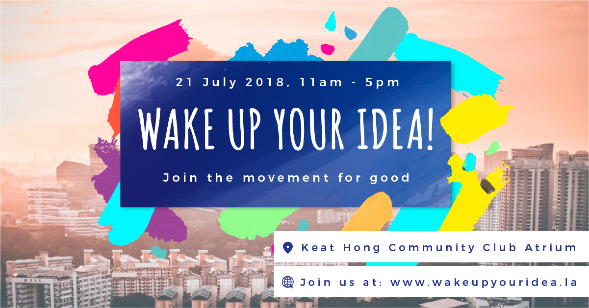 wakeupyouridea-fb_fb_0_44994900_1530585422 Event - Join the movement for good! Wake Up Your Idea! Festival