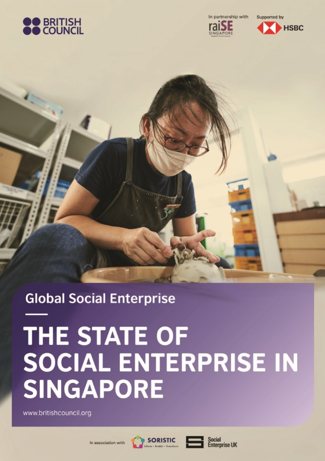 The State of Social Enterprise in Singapore 2021