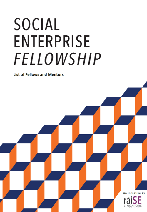 List of Fellows Mentors Cover Page