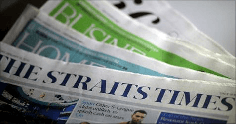 straits-times Initiatives by raiSE